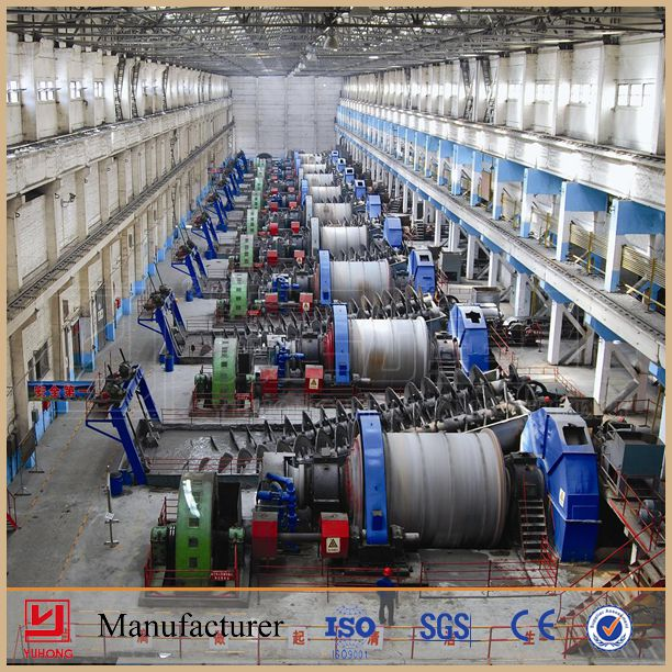 Gravity Separation Production Line River Gold Mining Equipment