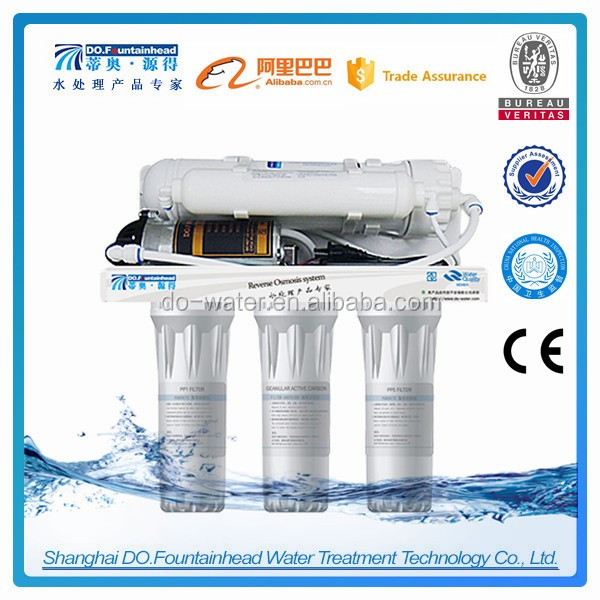 High quality 5 stage ro purifier water dispensers water purifier for commercial use