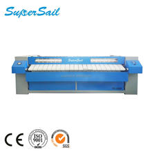 Industrial Laundry Press Ironing Machine For Clothes Commercial Flatwork Ironing Machine