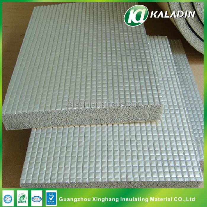House heat insulation materials -XPE foam with aluminum foil