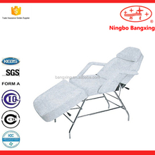 wholesale beauty bed massage facial bed made of synthetic leather and thick metal BX-8105