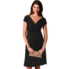 Alibaba gold supplier korean style latest sexy maternity maxi dress designs pregnant women