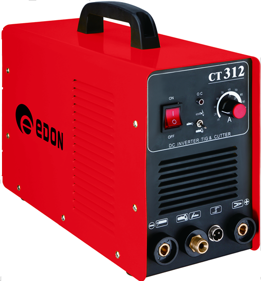 CT312 single phase inverter MMA/TIG/CUT dc welding machine plasma cutting machine price
