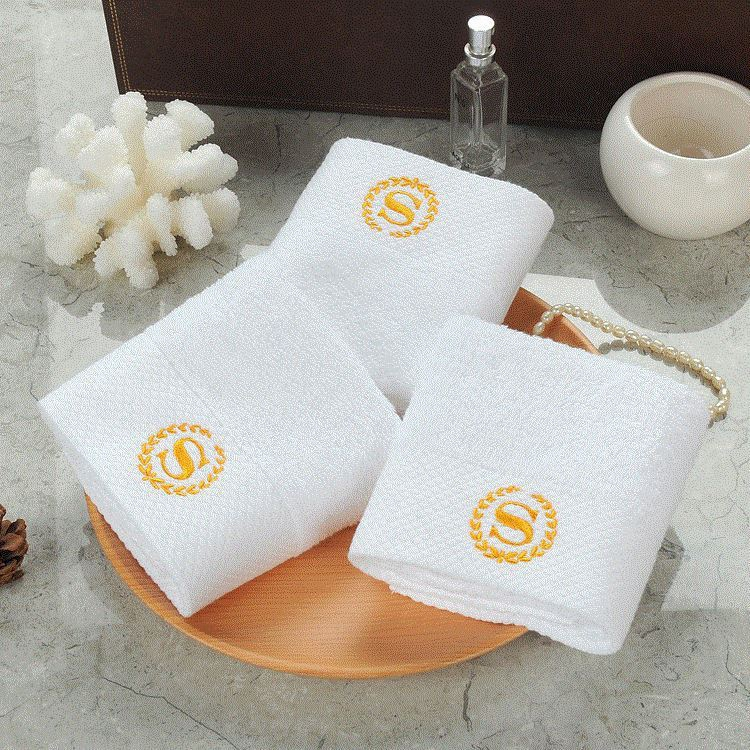 Durable using custom white bath towel, hot selling 100% cotton hotel bath towel
