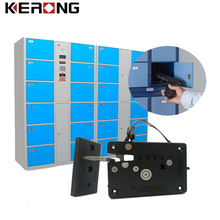 Mini waterproof electronic cabinet lock for gym storage locker