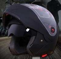 double visor flip up motorcycle helmet