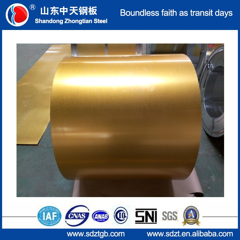 zinc/color coated PPGI/Prepainted Galvanized /galvalume steel sheet in coil