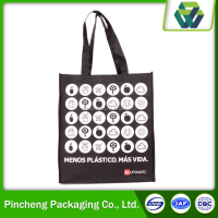 Factory direct sale foldable polyester reusable shopping bag with low price