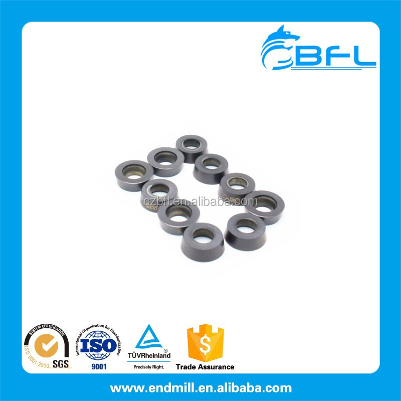 BFL CNC Milling Inserts Tungsten Carbide Inserts For Face Milling RPMW1003