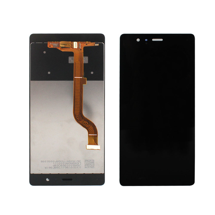 New arriving LCD for Huawei P9 P10 P20 Psmart LCD touch glass with frame