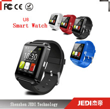 u8 bluetooth smart wrist watch phone GL0572