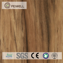 Certified Imitation wood unique vinyl wood flooring