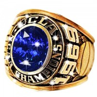 College Sports Ring UCLA NCAA Champion