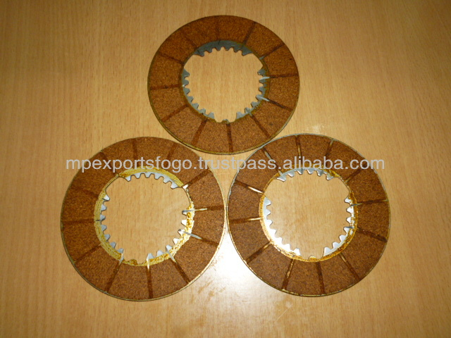 Bajaj Auto Clutch Bush plate set