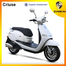 Cruise-ZNEN New Design model 50CC GAS SCOOTER/ 125CC EFI scooter With EEC EURO IV Certification