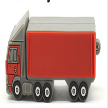 OEM Topsale Customized USB Truck shape usb memory stick