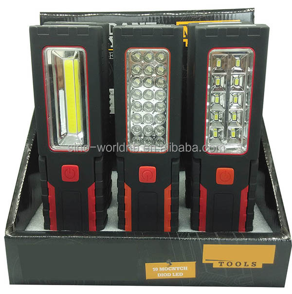 Hot new products fold stand design portable led work light