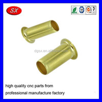 custom Lead Free Brass Tube Support Insert bronze Tubing rivet,eccentric sleeve