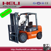 China Top1 Manufacturer Heli Counter Balanced Diesel Engine CPCD30 forklift heli H2000