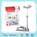 Paper models architecture cn tower & sky dome 3d puzzle