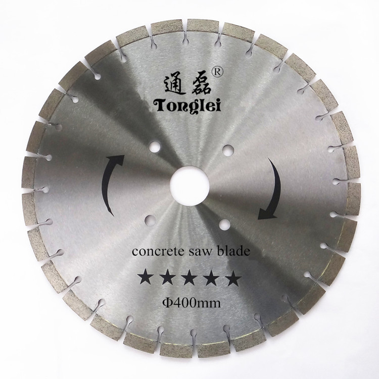 direct sell concrete road cutting diamond saw blad