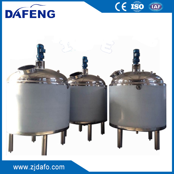 Hot selling SS ice cream mixing and cooling tank