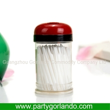 High quality custom-made plastic angled toothpicks