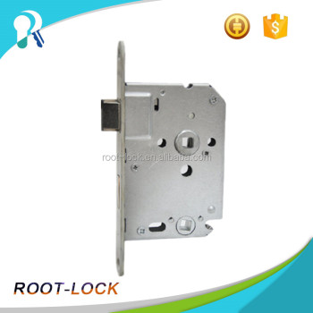 5202 High quality Netherland 55mm security mortise center door lock