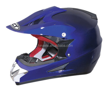 New design colorful ABS material kids motobike helmet