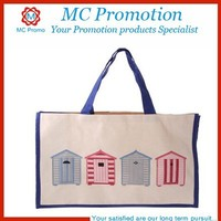 Cheap cotton cloth carrying bag