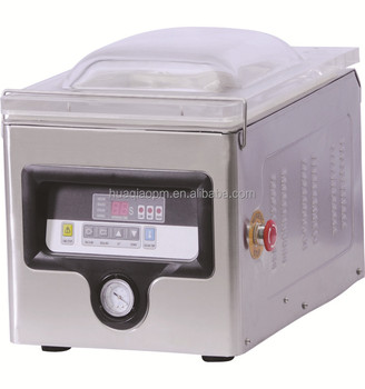 Automatic Min Meat Food Vacuum Packing Machine