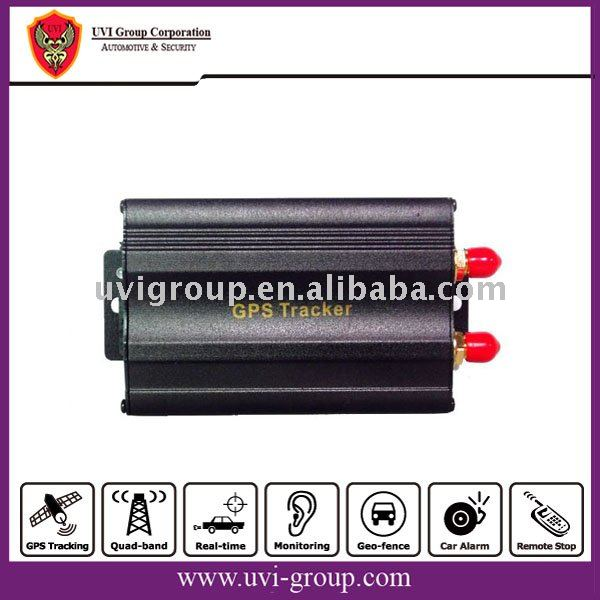 Auto Vehicle GPS Tracker with PC based software TK103