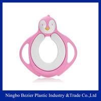 baby toilet seat cover/plastic toilet seat cover/toilet seat handles for baby