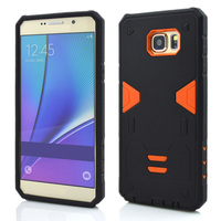 pc silicone robot case for samasung galaxy note 5 note4 , armor case for samsung galaxy note5 note 4 Plastic Cover Case