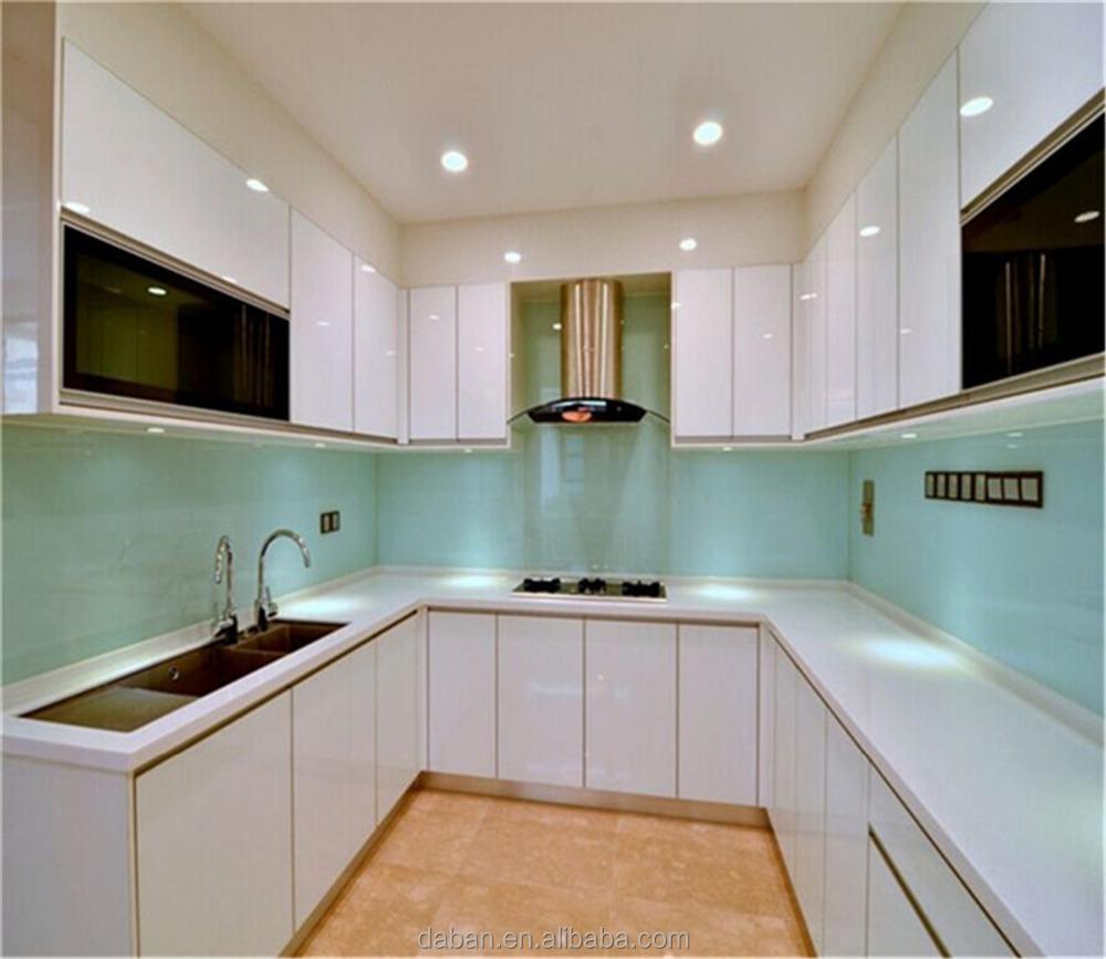 Kitchen Furniture/kitchen Design/acrylic Kitchen Cabinet Design ...