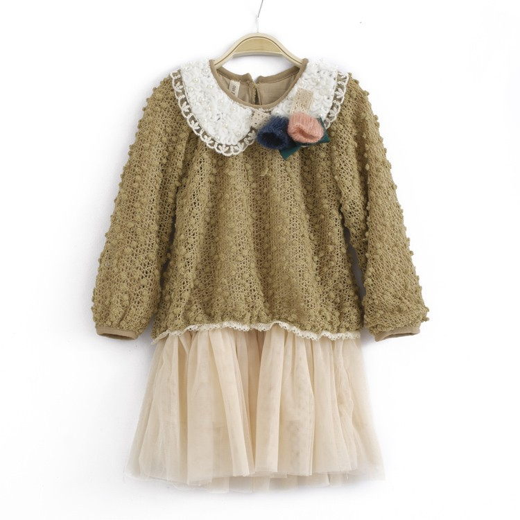 Children Beautiful Model Dresses