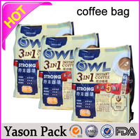Yason pressure machine coffee coffee tea bag green coffee tea bags