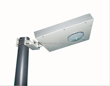 Low Price All In One With Pole Solar Street Led Light/Integrated Solar Led Street Light