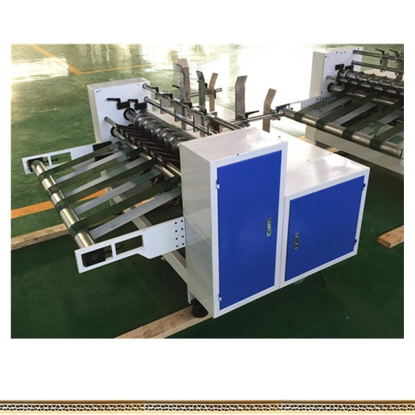 High speed new condition automatic corrugated cardboard partition slot machine