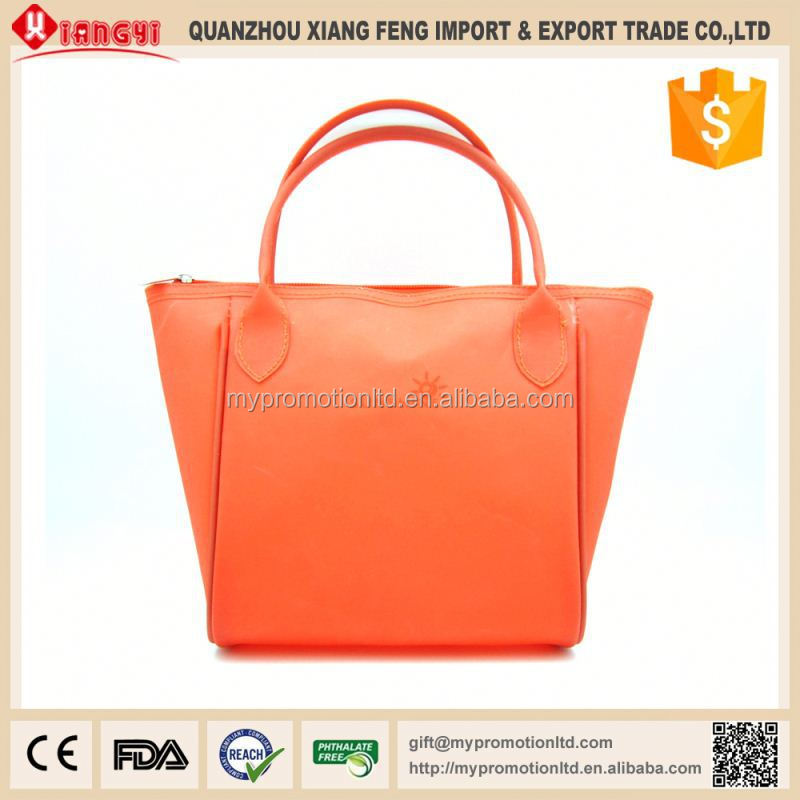 Flexible amazing eva material mini tote bag