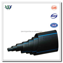 "black hdpe pipe 4"" price"