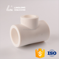 2016 lowest price China factory reducing tee pipe fittings pipe tee joints