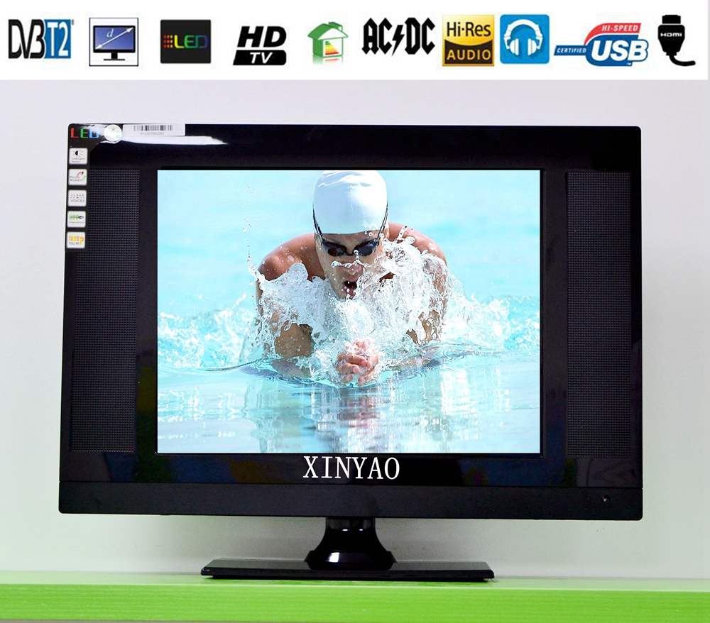 Low Chinese Factory Best TFT LED 15 inch LCD TV 17 inch Price