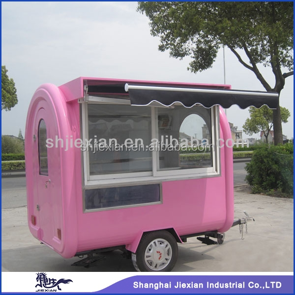 2017 shangahi JX-FR220H CE approved mobile field modern design kitchen