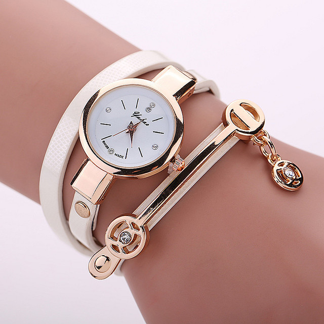 Fashion Watches Women Quartz Watch Female Wristwatches Quartz-watch Relogio Feminino Montre Femme Clock HH1657