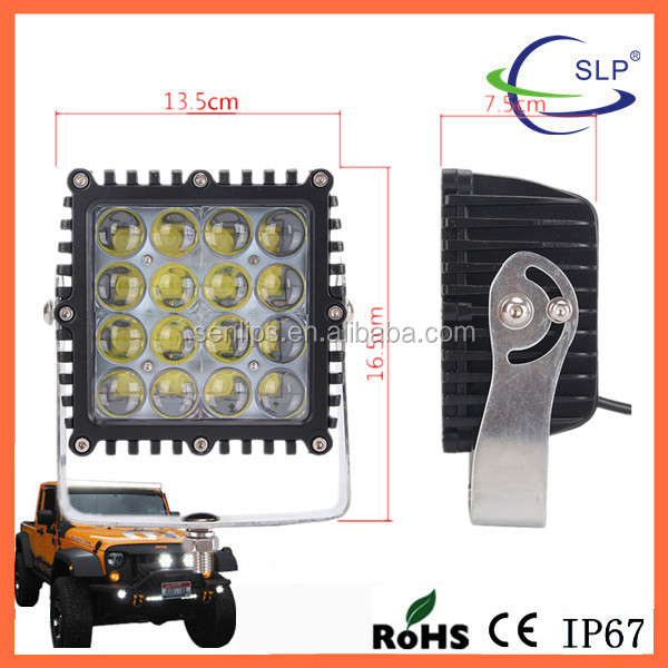 senlips sale 80w LED work light for cars, jeeps, <strong>autos</strong>