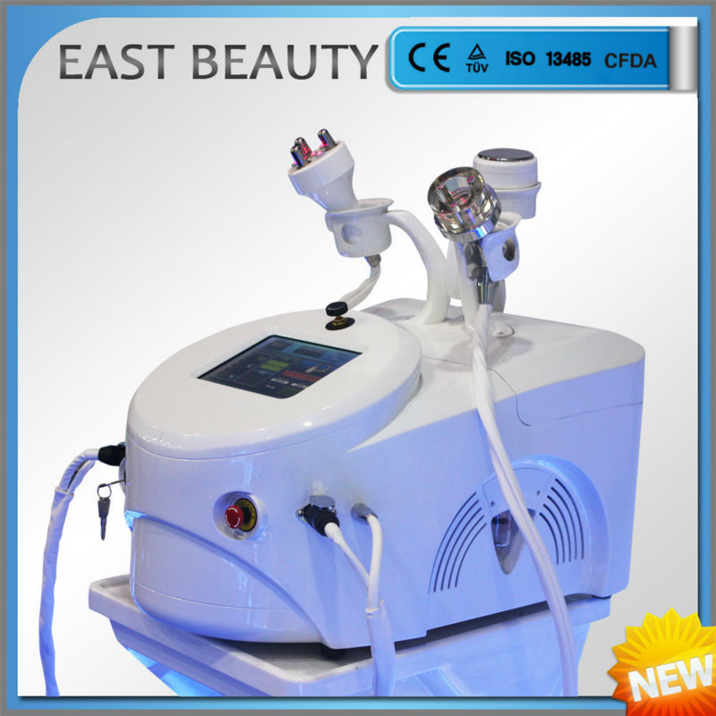 protable beauty slimming equipment multi-frequency cavitation