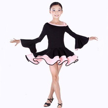 Factory hot sale children stage dance costume