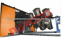 Machinery for plastic water tank