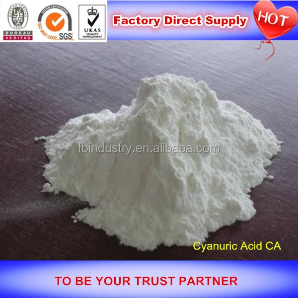 China cyanuric acid for pvc stabilizer